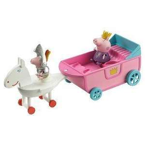 Peppa Pig Princess Peppa Royal Carriage - only £11.97 delivered @ eBay Tesco