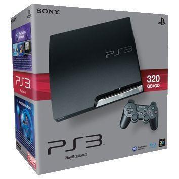 PS3 SLIM 320GB CONSOLE CECH-2503B REFURB £179.95!!! @ eBay Tesco