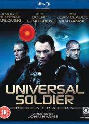 Universal Soldier Regeneration Blu Ray £2.99 @ Bee
