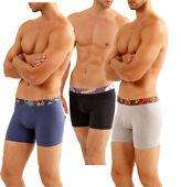 Ed Hardy Men's 2-Pack Boxer Shorts £12.99 at The Ed Hardy Outlet on bay