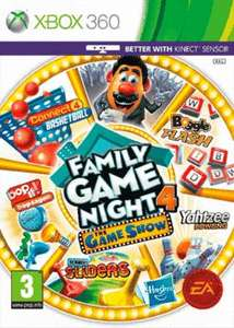 The NEW Family Game Night 4 (Kinect Compatible) --- Down to £19.99 Delivered @ Gamestation