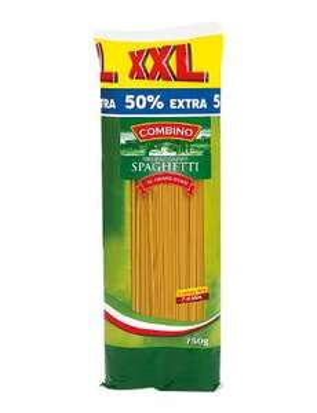 Spaghetti 750g pack 49p @ Lidl