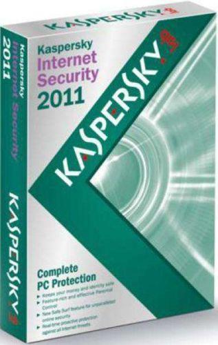 Kaspersky Internet Security 2011 1 User 1 Year - £9.99 @ Zavvi ebay outlet (RRP £39.99)