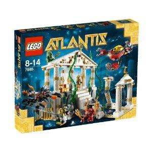 Lego Atlantis 7985 - City Of Atlantis £34.99 @Amazon