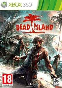 Dead Island on Xbox 360 for only £20 at Grainger Games