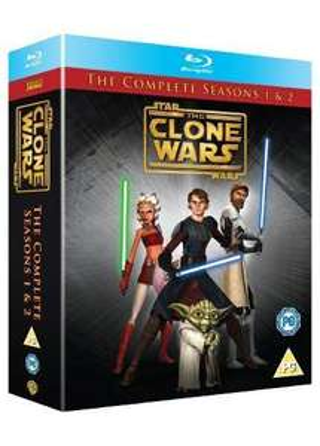 Star Wars-The Clone Wars(Blu-Ray) Seasons 1&2@Choicesuk £24.99