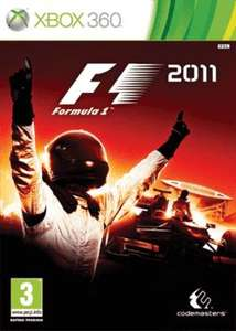 F1 2011 - Gamestation's daily deal - xbox360/ps3 - £22.99