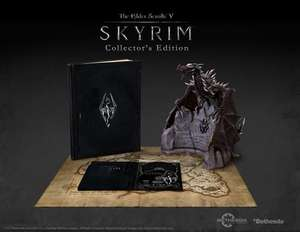 Skyrim - The Elder scrolls - Collectors PS3, Xbox360 at GAME.CO.UK - £89.99 Delivered