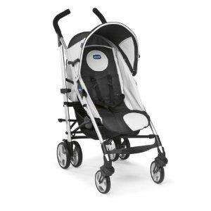 Chicco Lite Way Stroller in Black or Pink - £79.99 with free postage @ Amazon