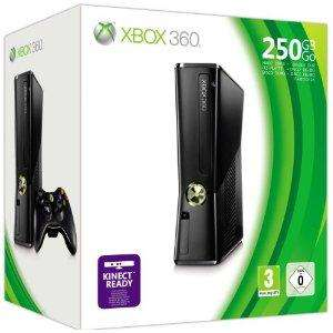 Xbox 360 250GB Console - Matte Black Finish - £168.95 @ Zavvi