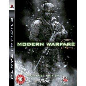 Call of Duty: Modern Warfare 2 Hardened Edition PS3 (used) £13.46 @ amazon /zoverstocks