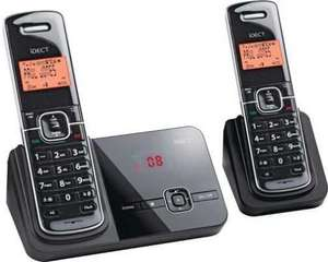 Binatone Idect M3i Twin Telephone with Answer Machine (Refurb with 12 month warranty) £19.99 delivered @ 3monkeys / Ebay