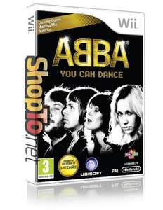 ABBA YOU CAN DANCE (Wii) £21.85 Delivered @ Shopto / ebay Outlet