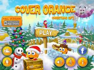 Cover Orange - Xmas Gift      (  iOS iPhone/iPad FREE  )