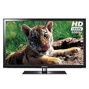 Samsung UE32D5520 LED HD 1080p TV, 32 Inch with Built-in Freeview HD  £379 @ John Lewis