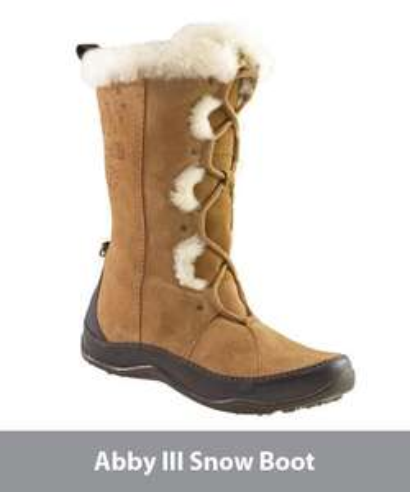TNF - Womens Abby III Snow Boot - £78.00 @ NomadTravel