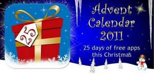 Magicsolver are doing the advent calendar again for 2011 25 days 25 free apps - android