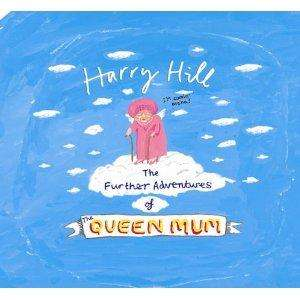 Harry Hill: Further Adventures Of The Queen Mum  (Book) only £2.00 delivered @ HMV