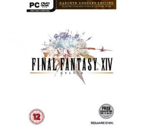 Final Fantasy XIV: Standard Edition CD ROM @dixons £1.98