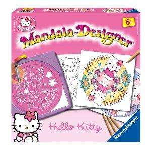 Hello Kitty Mandala Designer £7 @ Amazon