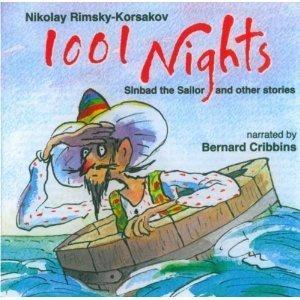 BERNARD CRIBBINS 1001 NIGHTS CD £1.25 freep/p plus quidco @ ebay tesco outlet