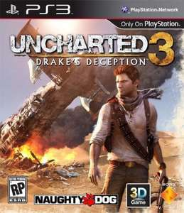 Uncharted 3: Drakes Deception (PS3) - £24 Instore @ Asda (From 06/12/11)