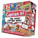 Caption It Card Game - only £13.49 delivered (using code XMASTOYS) @ The Hut