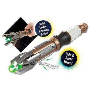 Doctor Who Matt Smith The Eleventh Doctor's Sonic Screwdriver - £10.58 Delivered @ Amazon