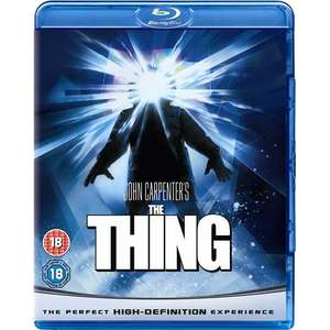 The Thing (Blu-ray) - £4.99 Delivered @ HMV + Quidco