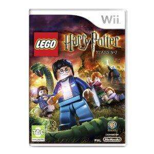 Lego Harry Potter Yrs 5-7 Wii game £22.99 at Amazon
