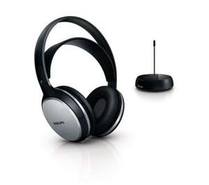 Philips shc5100-05 wireless headphones-black £32.99 (Including free delivery) @ Dixons