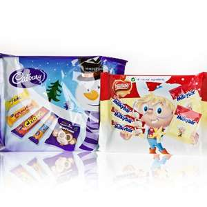 Cadburys Selection Packs Local Deal Only Short Dates 5p @ Asda instore