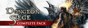 Dungeon Siege Complete PC £15.20 @Steam