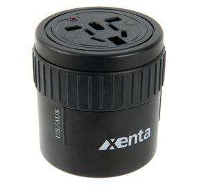 Xenta 3 in 1 Compact Travel Adapter 99p @ Ebuyer (was £4.20)