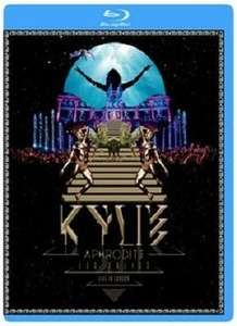 Kylie -  Live In London 3D Blu Ray @Sainsbury's Entertainment £16.99