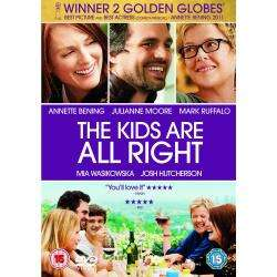 Kids Are All Right The (DVD) for £2.79 @ Bee.com