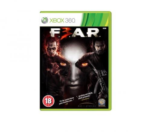 F.E.A.R 3 xbox360 £9.99 @dixons