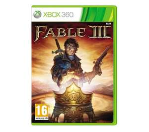 Fable 3 xbox360 £10.35 @dixons