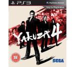 Yakuza  4 PS3 £8.97 @Dixons