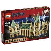 LEGO Harry Potter Hogwarts Castle 4842 £84.97 @ TescoDirect