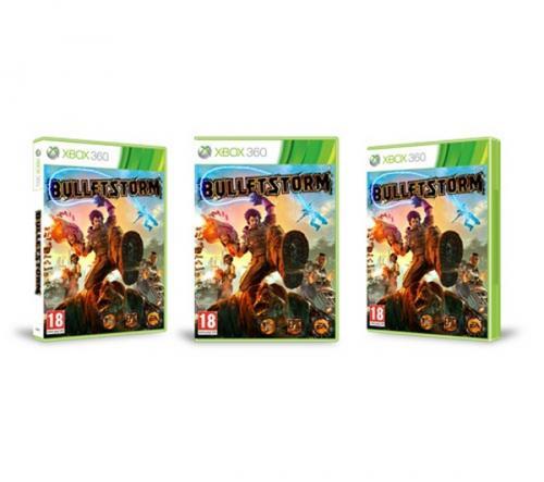 BulletStorm xbox 360 @ dixons £9.98