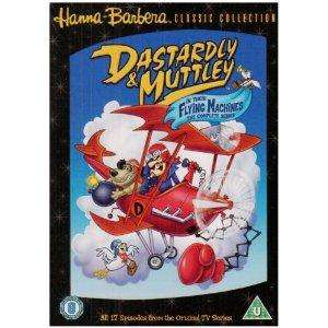 Dastardly And Muttley Complete Collection (3xDVD) £5.00 @ amazon