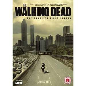 The Walking Dead Season 1 - £9.99 @ Play.com