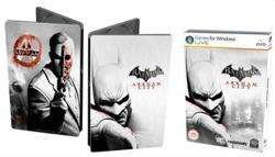 Batman: Arkham City steel book - £26.39 instore...@ Best Buy