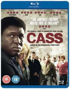 Cass (Blu-ray) for £2.49 @ Bee.com
