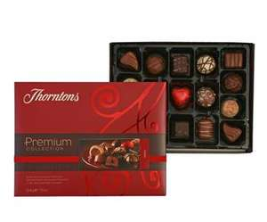 Thorntons Premium Box Chocolates 5 for £15.00 Macarthur Glen Bridgend