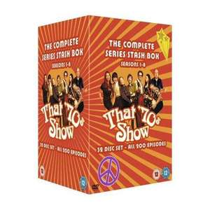 that 70's Show 1-8 dvd boxset - £34.99 @ Play