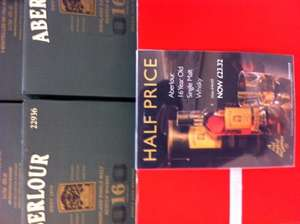 Abelour 16 year old highland single malt whisky £23.32 (was 46.65) half price @ Booths