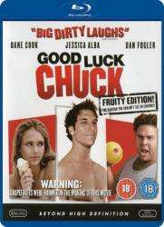 Good Luck Chuck (Blu-ray) for £2.99 @ Bee.com [Fruity edition]