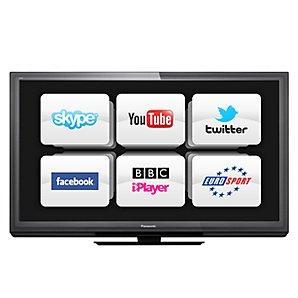 """PANASONIC TX-P50ST30B50"""" 3D TV for £799 @ john lewis"""